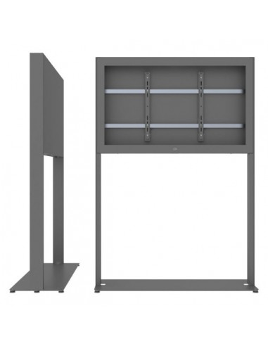 """SMS Smart Media Solutions 43L Casing Freestand Basic G1 DG 109.2 cm (43"""") Grå Sms Smart Media Solutions 702-004-21 - 1"""