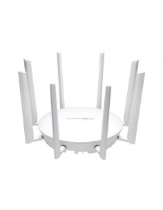 SonicWall SonicWave 432e 2500 Mbit/s Power over Ethernet -tuki Valkoinen Sonicwall 01-SSC-2531 - 1