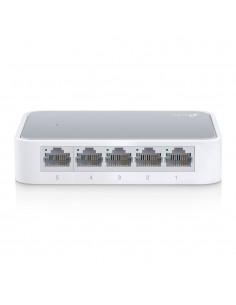 TP-LINK TL-SF1005D verkkokytkin Hallitsematon Valkoinen Tp-link TL-SF1005D - 1