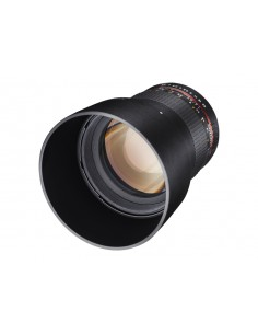 Samyang 85mm F1.4 AS IF UMC MILC Vakio-objektiivi Musta Samyang 21861 - 1