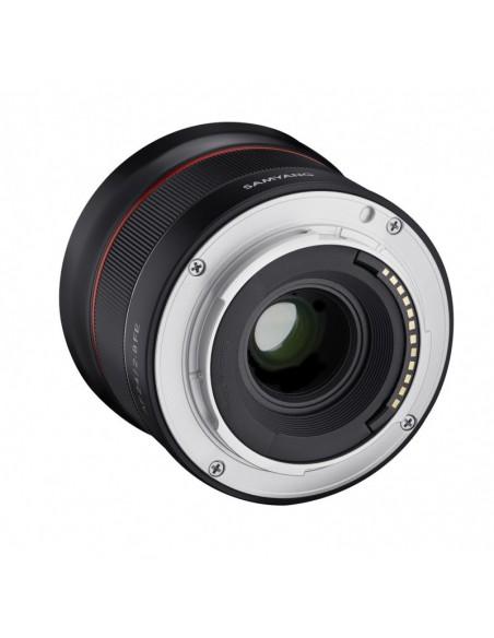 Samyang F1213906101 kameran objektiivi MILC/SLR Musta Samyang 22494 - 5