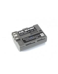 Ansmann Li-Ion battery packs A-NIK EN EL 3E Litiumioni (Li-Ion) 1400 mAh Ansmann 5044073 - 1
