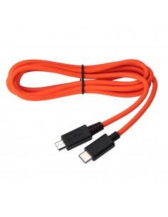 Jabra 14208-27 USB-kaapeli 1.5 m USB C Micro-USB B Oranssi Gn Audio 14208-27 - 1