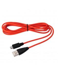 Jabra 14208-30 USB-kaapeli 2 m USB A Micro-USB B Oranssi Gn Audio 14208-30 - 1