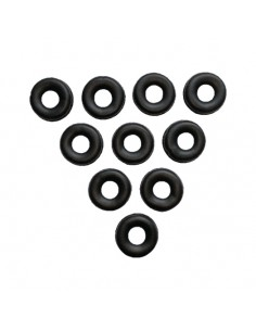 Gn Audio Leatherette Ear Cushns For Vr11accs 10 Pcs In Bag Gn Audio 204221 - 1