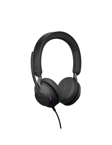 Jabra Evolve2 40. MS Stereo Kuulokkeet Pääpanta Musta Jabra 24089-999-999 - 3