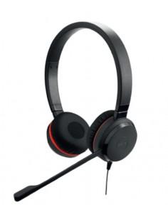 Jabra Evolve 20SE MS Stereo Kuulokkeet Pääpanta Musta Jabra 4999-823-309 - 1