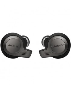 Jabra Evolve 65t Kuulokkeet In-ear Musta, Titaani Jabra 6598-832-209 - 1
