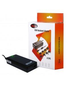 Inter-Tech Sinan UB-90HB virta-adapteri ja vaihtosuuntaaja Universaali 90 W Musta Inter-tech Elektronik Handels 88882145 - 1