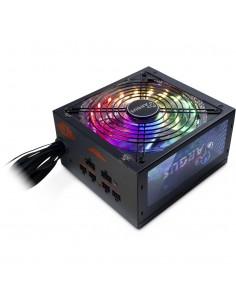 Inter-Tech Argus RGB-650W CM II virtalähdeyksikkö 20+4 pin ATX Musta Inter-tech Elektronik Handels 88882147 - 1