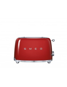 Smeg TSF01RDEU leivänpaahdin 2 viipale(i)ta Punainen 950 W Smeg TSF01RDEU - 1