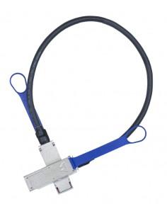 Mellanox Technologies LinkX InfiniBand-kaapeli 1.5 m QSFP Sininen Mellanox Hw MC2207130-0A1 - 1