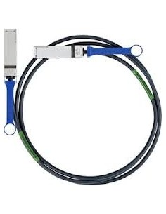 Mellanox Technologies 2m QSFP InfiniBand-kaapeli Musta Mellanox Hw MC2210130-002 - 1