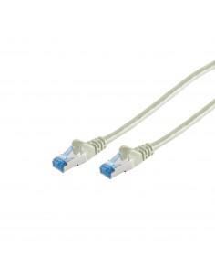 S-Conn 75711 verkkokaapeli 1 m Cat6a S/FTP (S-STP) Harmaa No-name 75711 - 1