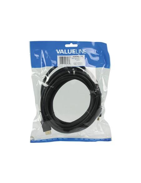 Valueline VGVP34000B50 kaapeli liitäntä / adapteri HDMI Musta Valueline VGVP34000B50 - 2