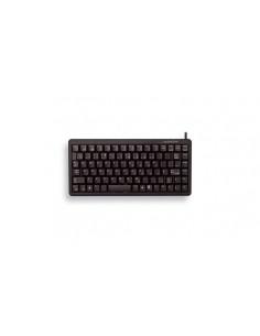 CHERRY G84-4100 näppäimistö USB QWERTZ Saksa Musta Cherry G84-4100LCMDE-2 - 1