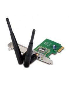 Edimax EW-7612PIN V2 verkkokortti WLAN 300 Mbit/s Sisäinen Edimax EW-7612PIN V2 - 1