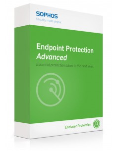 Sophos Endpoint Protection Advanced Sophos EP2F0CTAA - 1