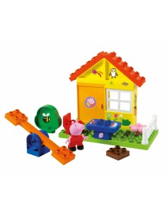Big Play Bloxx Peppa Pig Garden House Big 800057073 - 1