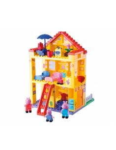 Big Play Bloxx Peppa Pig Peppa House Big 800057078 - 1