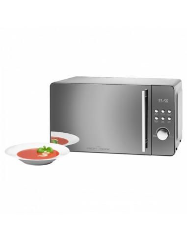 ProfiCook PC-MWG 1175 Yhdistelmämikroaaltouuni 20 L 800 W Hopea Proficook 501175 - 1