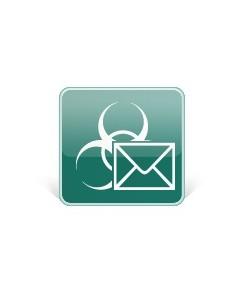 Kaspersky Lab Anti-Spam for Linux, 100-149u, 2Y, EDU Oppilaitoslisenssi (EDU) 2 vuosi/vuosia Kaspersky KL4713XARDE - 1