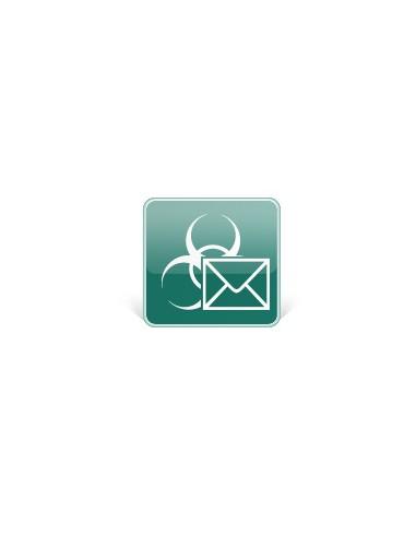 Kaspersky Lab Anti-Spam for Linux, 100-149u, 1Y, Base Peruslisenssi 1 vuosi/vuosia Kaspersky KL4713XARFS - 1