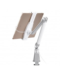 Newstar TABLET-D100 ställ och skyddsskal för surfplattor Silver Newstar TABLET-D100SILVER - 1