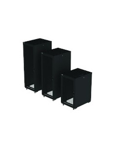 Eaton RAA42608PSB13U rack cabinet 42U Freestanding Black Eaton RAA42608PSB13U - 1