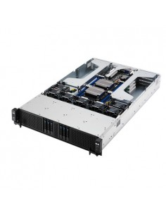 ASUS ESC4000 G3S Intel® C612 LGA 2011-v3 Rack (2U) Metallic Asus 90SV026A-M01CE0 - 1