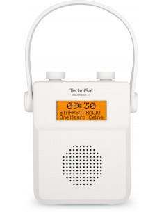 TechniSat DIGITRADIO 30 Bärbar Analog och digital Vit Technisat 0001/3955 - 1