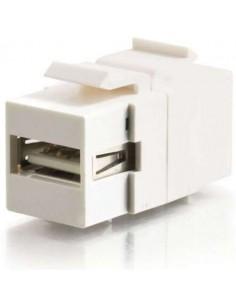 C2G USB 2.0 Keystone A-B F/F C2g 81300 - 1