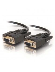 C2G 2m DB9 Cable sarjakaapeli Musta C2g 81363 - 1