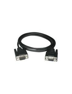 C2G 1m DB9 M/F Cable seriella kablar Svart C2g 81376 - 1