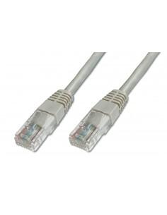 Digitus Cat.5e, U-UTP, 0.5m networking cable Cat5e U/UTP (UTP) Assmann DK-1511-005 - 1