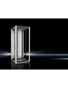 Rittal 5508.131 rack cabinet 42U Freestanding Black, Grey Rittal 5508131 - 1