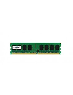Crucial 1GB DDR2 UDIMM muistimoduuli 800 MHz Crucial Technology CT12864AA800 - 1