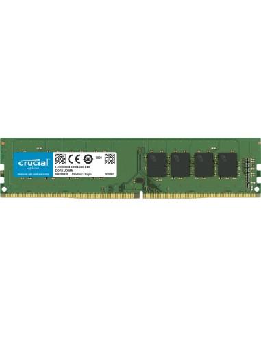 Crucial CT16G4DFRA266 muistimoduuli 16 GB 1 x DDR4 2666 MHz Crucial Technology CT16G4DFRA266 - 1