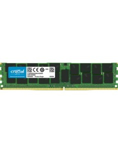 Crucial 16GB DDR4-2666 RDIMM muistimoduuli 2666 MHz ECC Crucial Technology CT16G4RFD4266 - 1