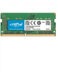 Crucial 16GB DDR4 2400 muistimoduuli 1 x 16 GB MHz Crucial Technology CT16G4S24AM - 1