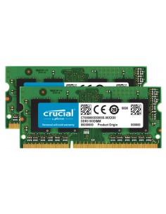 Crucial 16GB DDR3-1600 muistimoduuli 1600 MHz ECC Crucial Technology CT2K8G3S160BM - 1