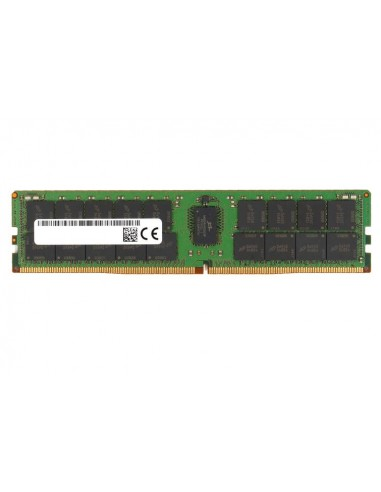 Micron MTA36ASF8G72PZ-2G9E1 muistimoduuli 64 GB 1 x DDR4 2933 MHz ECC Crucial Technology MTA36ASF8G72PZ-2G9E1 - 1
