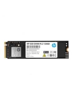 HP EX900 M.2 120 GB PCI Express 3.0 3D TLC NAND NVMe Hp 2YY42AA#ABB - 1