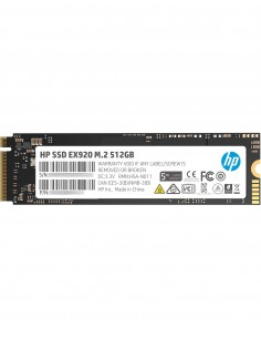 HP EX920 M.2 512 GB PCI Express 3.0 NVMe Hp 2YY46AA#ABB - 1