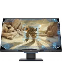 """HP 25mx 62.2 cm (24.5"""") 1920 x 1080 pixels Full HD LED Black Hp 4JF31AA#ABB - 1"""