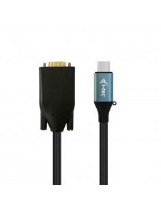 i-tec C31CBLVGA60HZ kaapeli liitäntä / adapteri VGA USB-C 3.1 Musta, Sininen I-tec C31CBLVGA60HZ - 1
