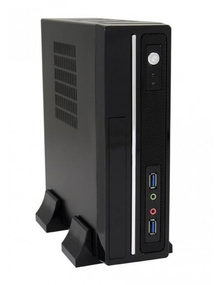 LC-Power LC-1350mi Mini Tower Musta 75 W Lc Power LC-1350MI - 1