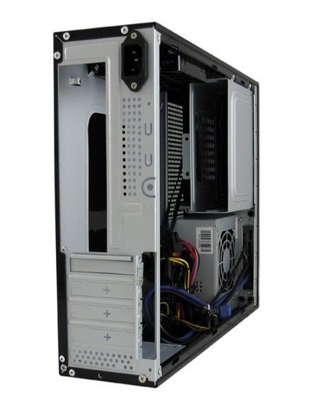 LC-Power LC-1402MI tietokonekotelo Mini Tower Musta 200 W Lc Power LC-1402MI - 7