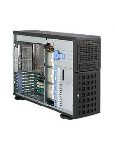 Supermicro CSE-745TQ-920B tietokonekotelo Tower Musta 920 W Supermicro CSE-745TQ-920B - 1