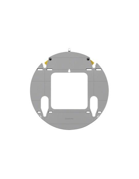 "Microsoft STPM1WALLMT TV mount 127 cm (50"") Harmaa Steelcase STPM1WALLMT - 1"